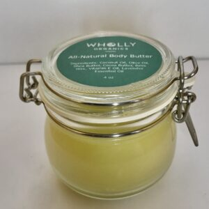 All-Natural Body Butter