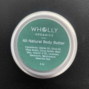 Body Butter Travel Size